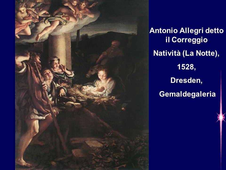Antonio Allegri detto il Correggio