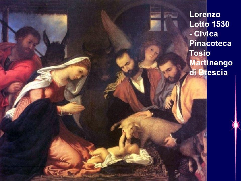 Lorenzo Lotto 1530 - Civica Pinacoteca Tosio Martinengo di Brescia