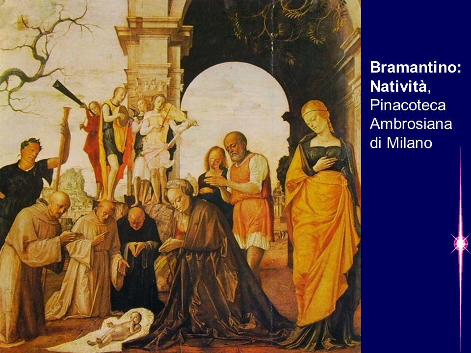 Bramantino: Natività, Pinacoteca Ambrosiana di Milano
