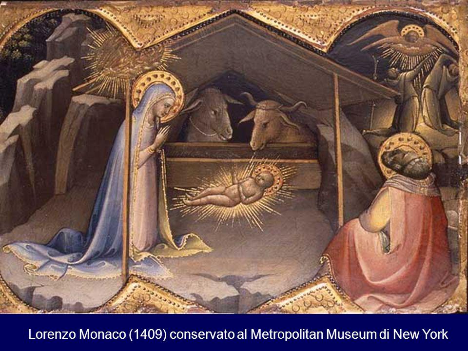 Lorenzo Monaco (1409) conservato al Metropolitan Museum di New York