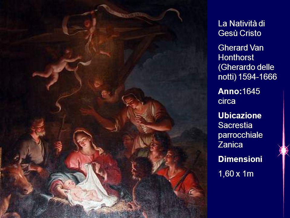 La Natività di Gesù Cristo