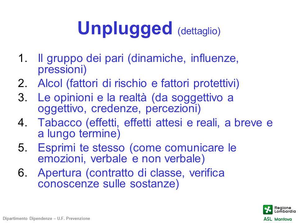 Unplugged (dettaglio)