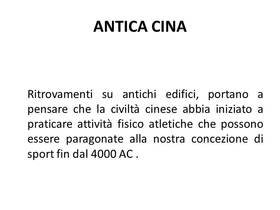 ANTICA CINA