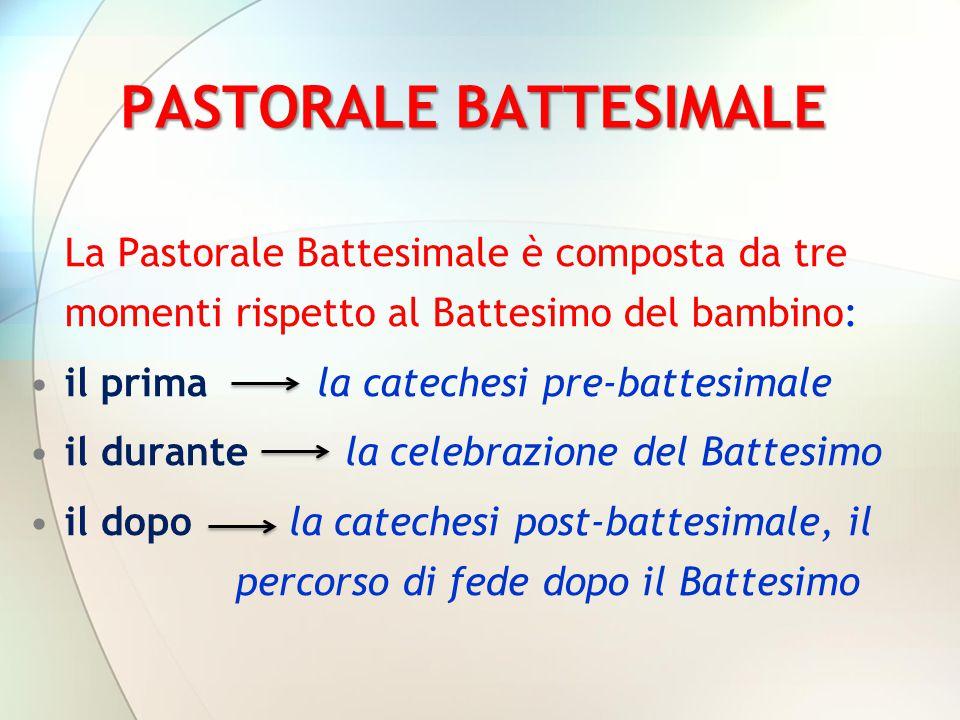 PASTORALE BATTESIMALE