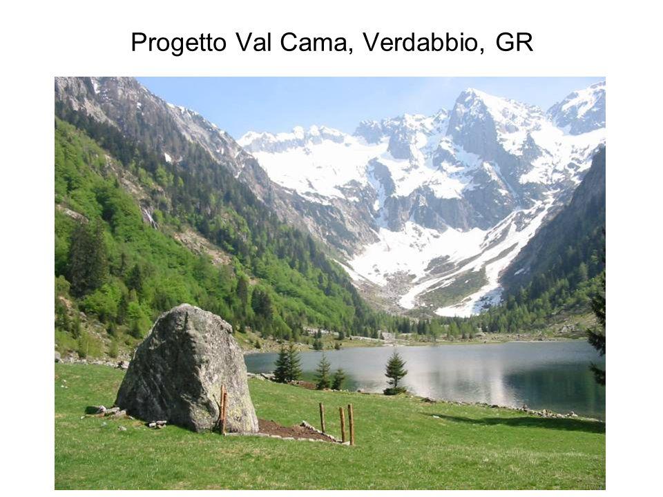 Progetto Val Cama, Verdabbio, GR