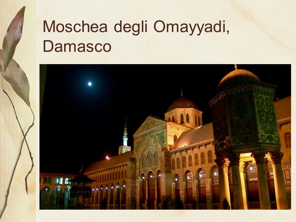 Moschea degli Omayyadi, Damasco