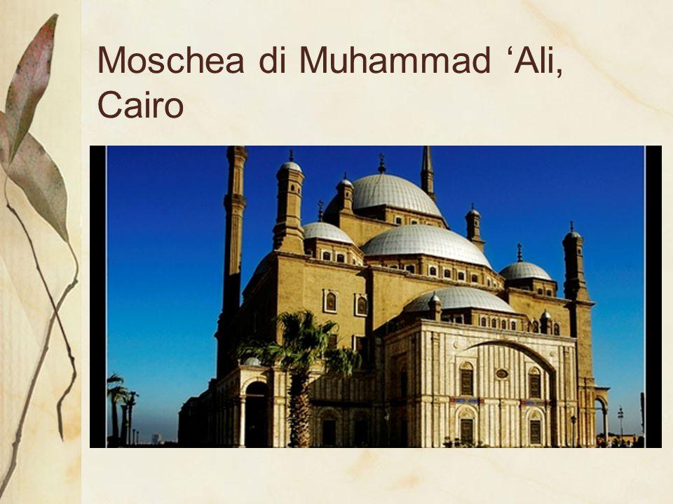 Moschea di Muhammad 'Ali, Cairo