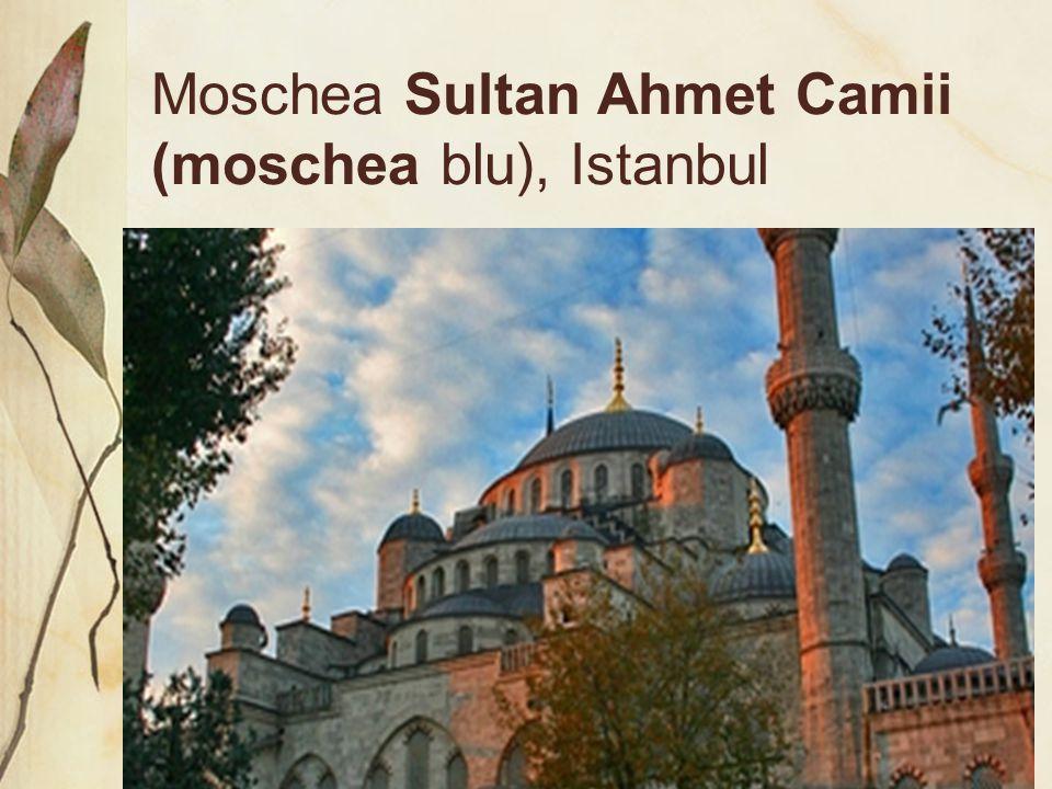 Moschea Sultan Ahmet Camii