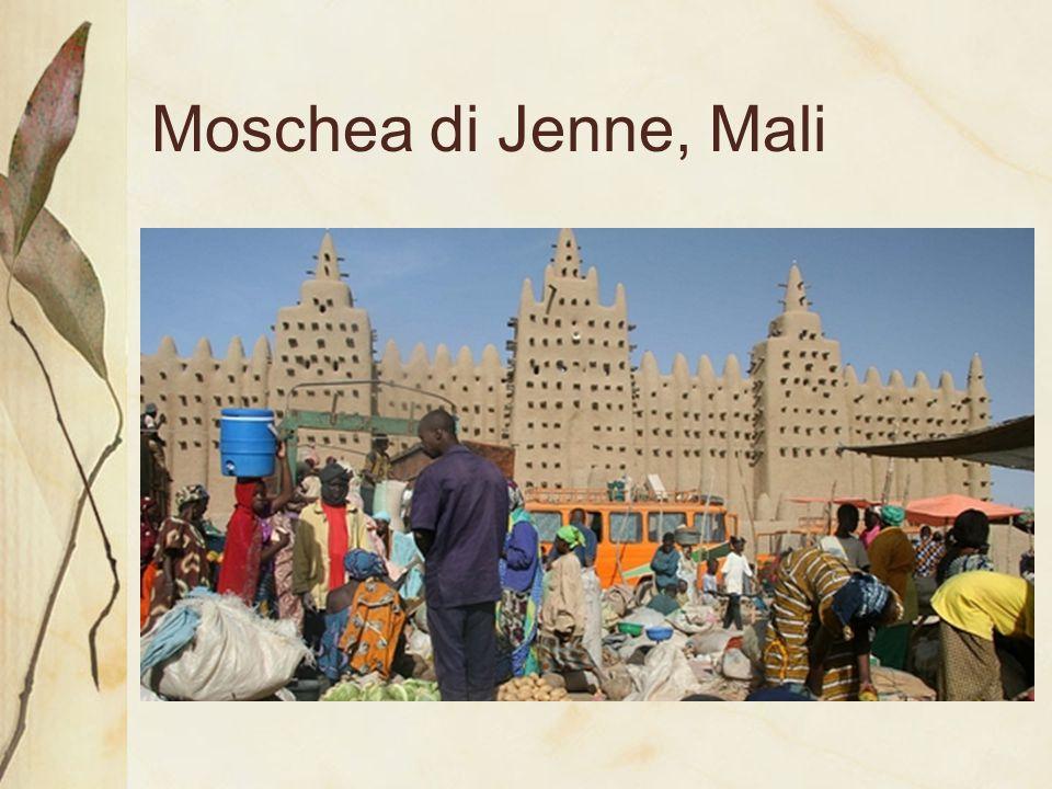 Moschea di Jenne, Mali