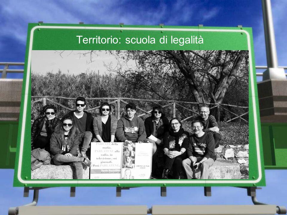 Territorio: scuola di legalità