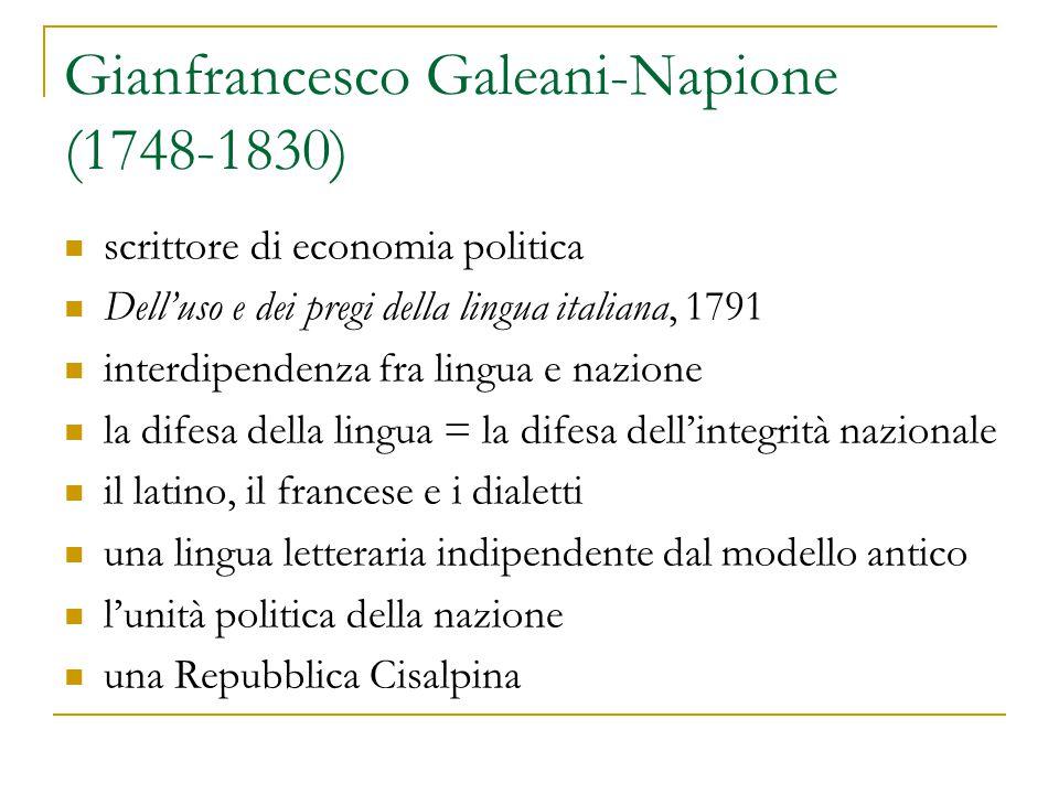 Gianfrancesco Galeani-Napione (1748-1830)