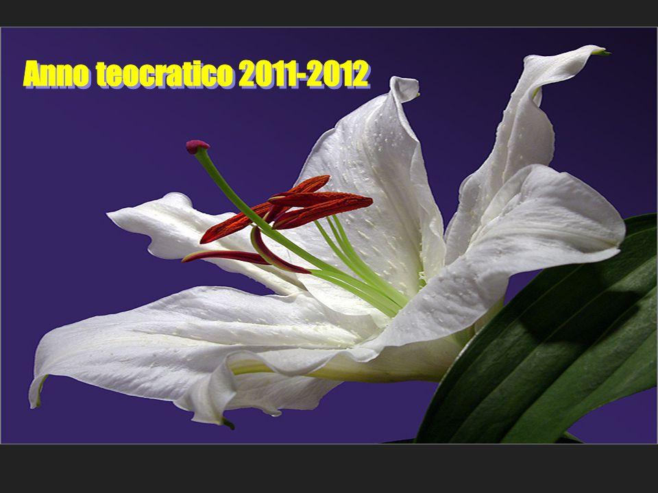 Anno teocratico 2011-2012