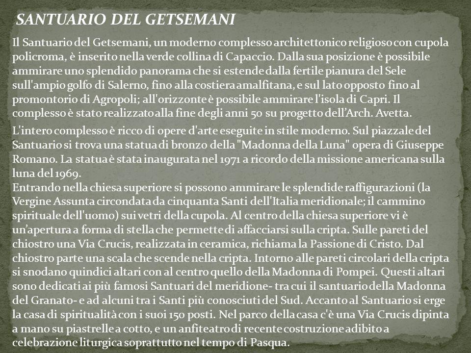 SANTUARIO DEL GETSEMANI