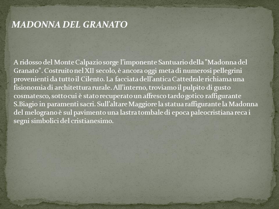 MADONNA DEL GRANATO