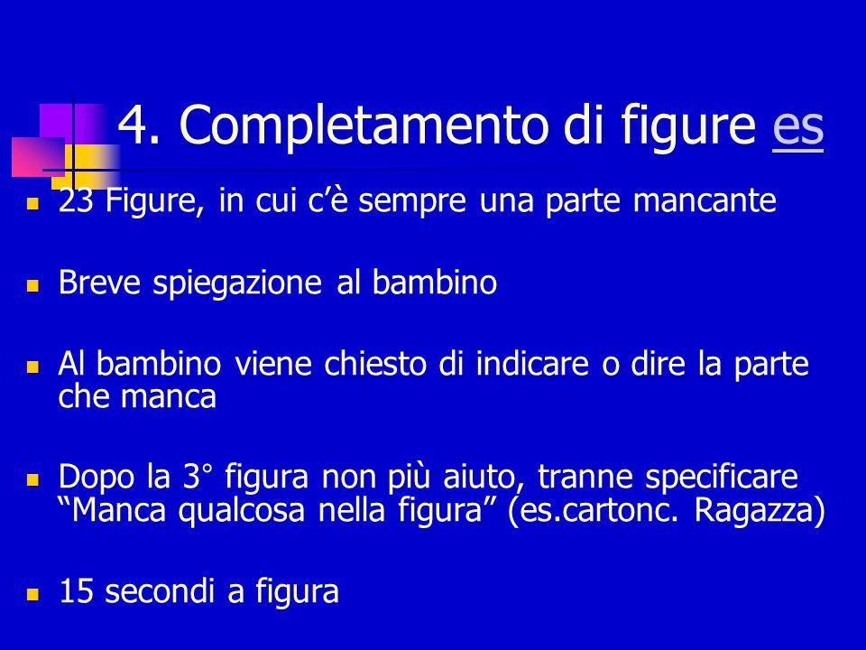 4. Completamento di figure es