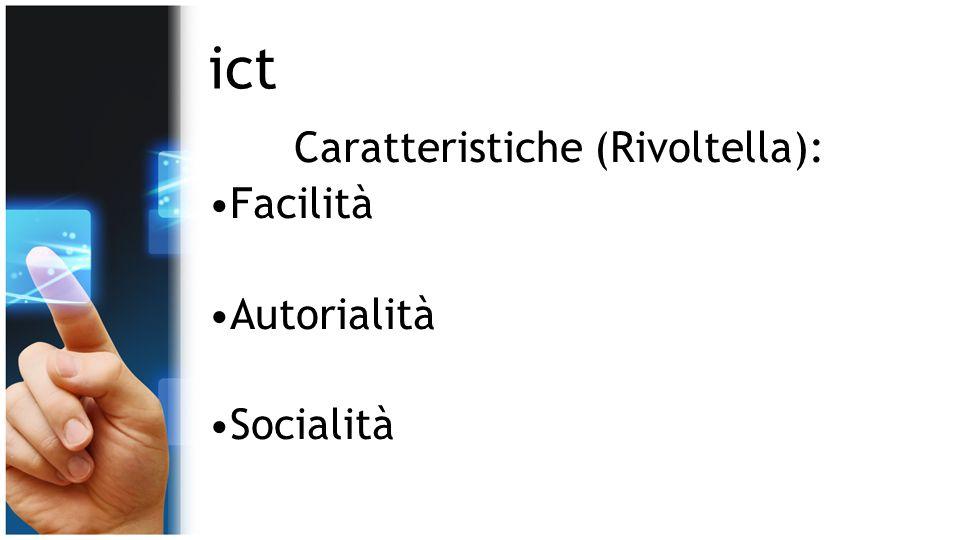 Caratteristiche (Rivoltella):
