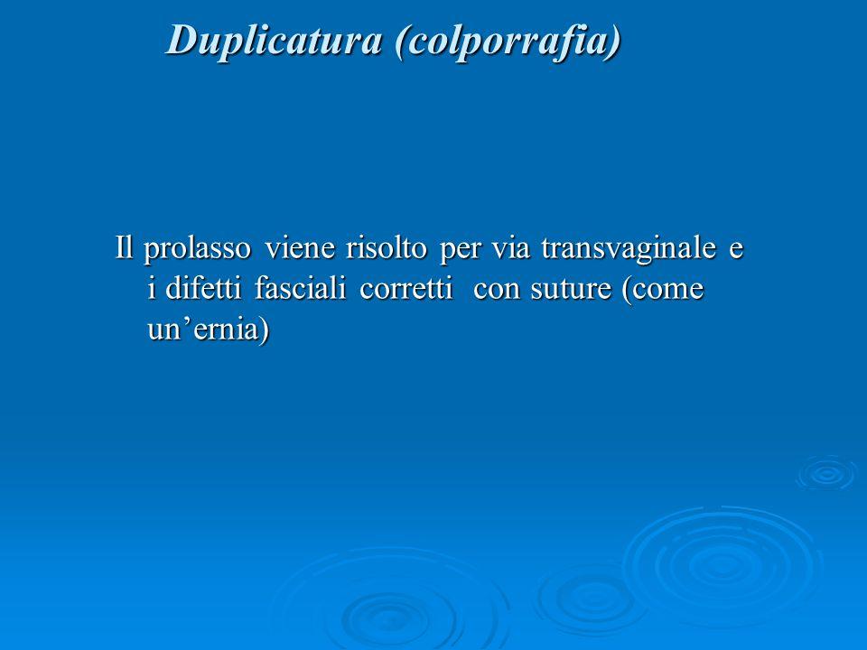 Duplicatura (colporrafia)