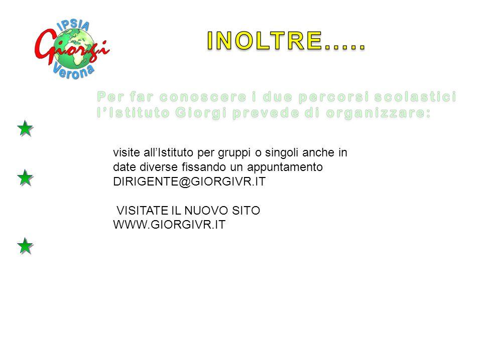 VISITATE IL NUOVO SITO WWW.GIORGIVR.IT
