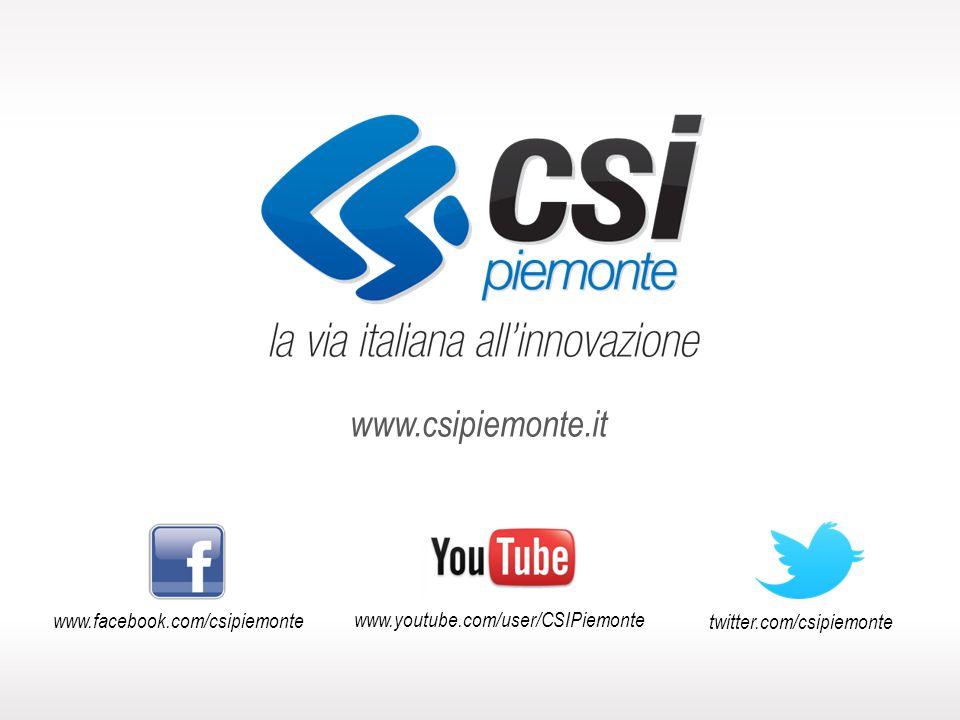 www.csipiemonte.it www.facebook.com/csipiemonte