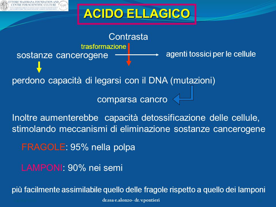 dr.ssa e.alonzo- dr. v.pontieri