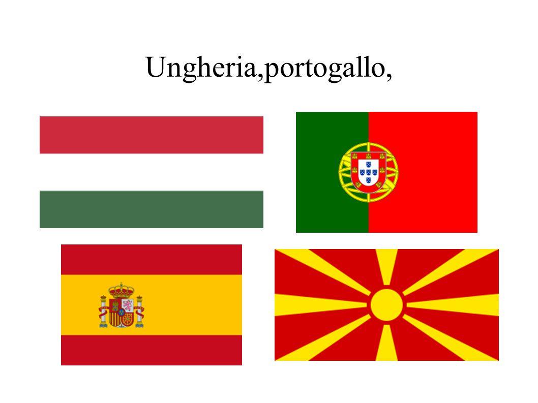 Ungheria,portogallo,