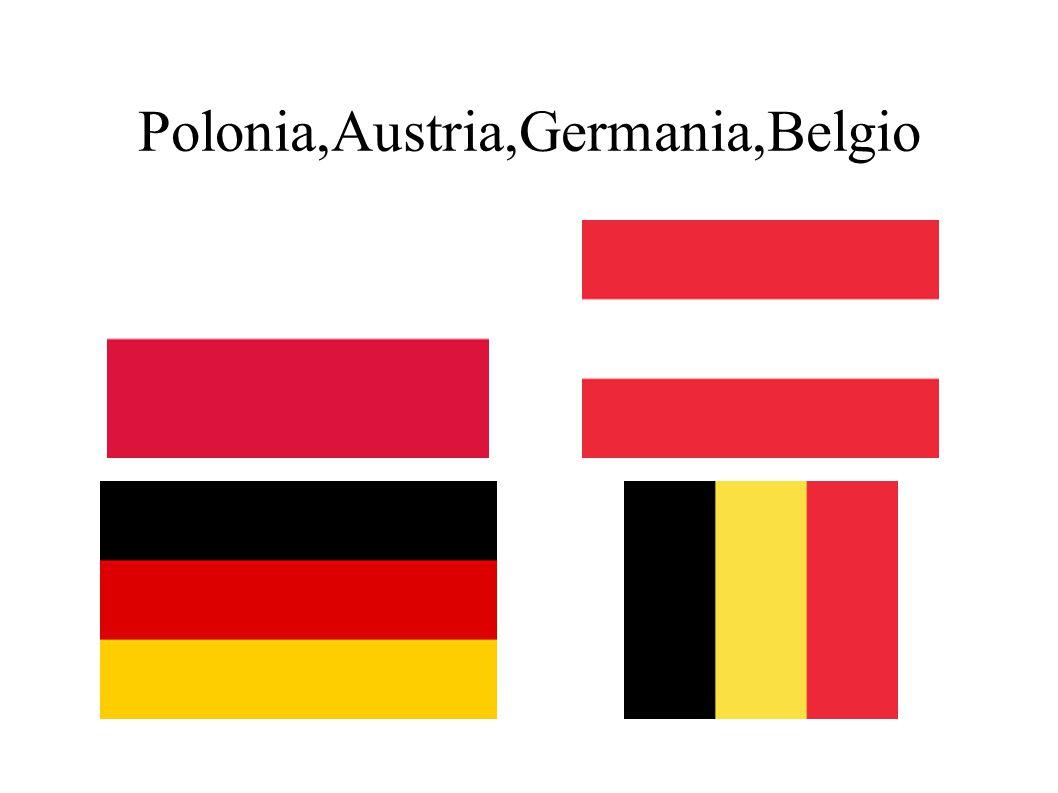 Polonia,Austria,Germania,Belgio