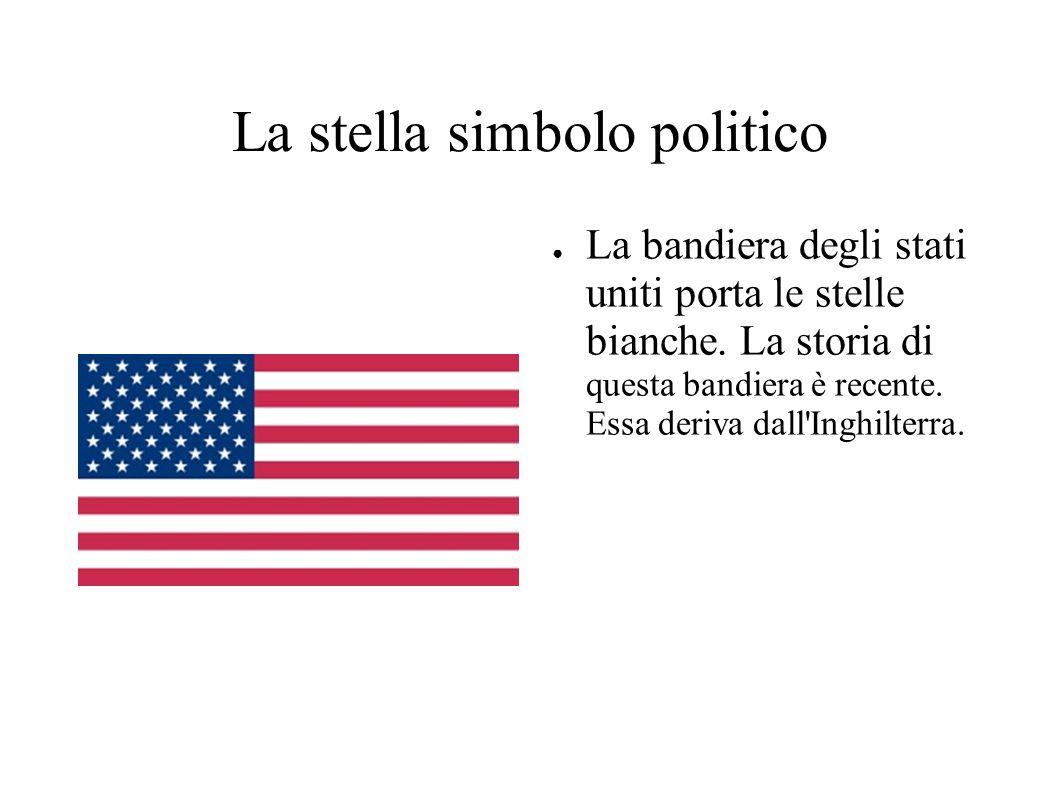 La stella simbolo politico