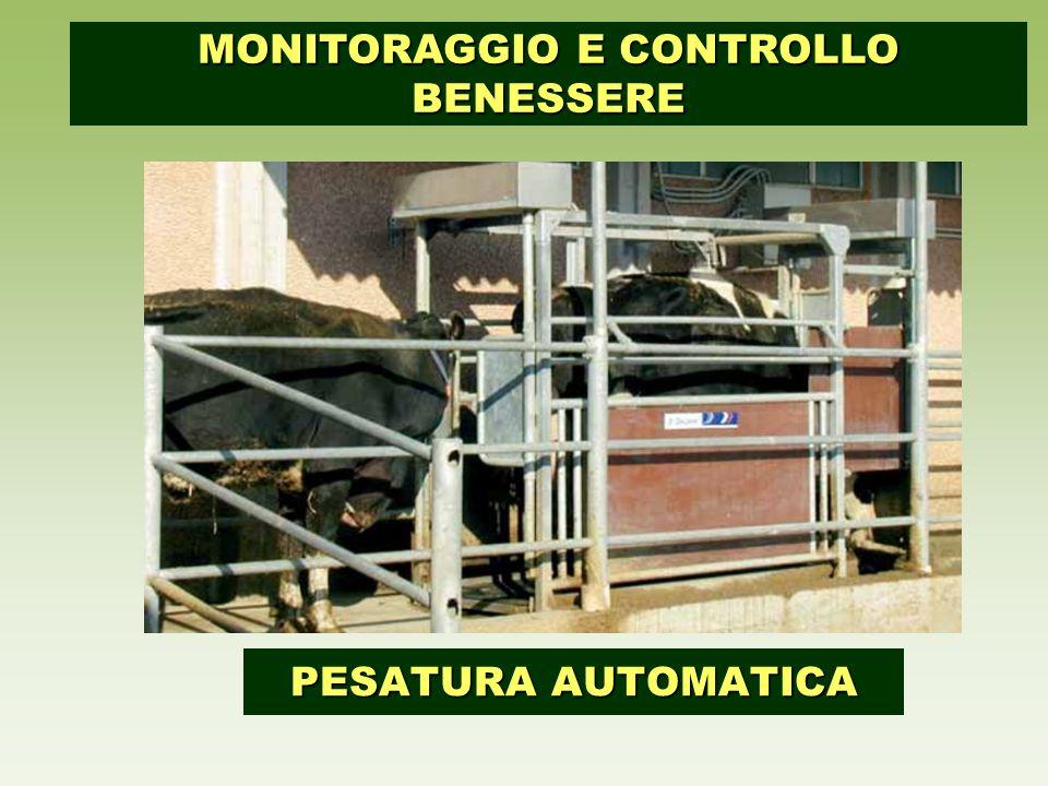 MONITORAGGIO E CONTROLLO BENESSERE