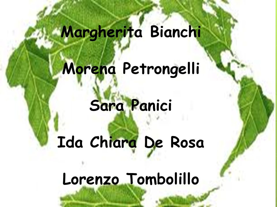 Margherita Bianchi Morena Petrongelli Sara Panici Ida Chiara De Rosa