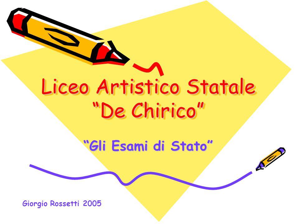 Liceo Artistico Statale De Chirico