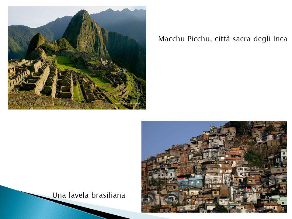 Macchu Picchu, città sacra degli Inca