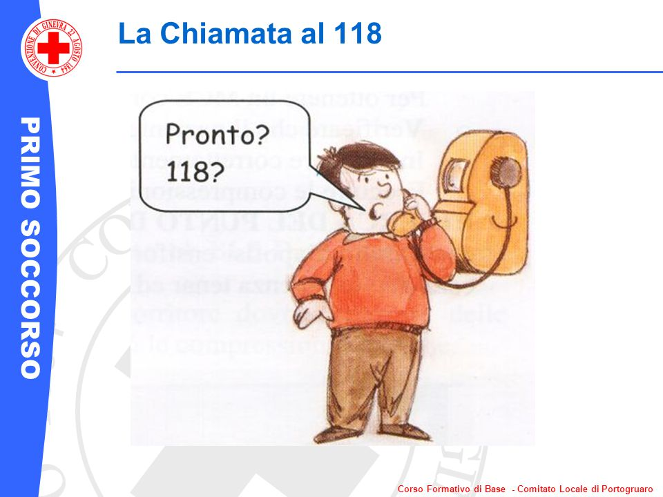 La Chiamata al 118