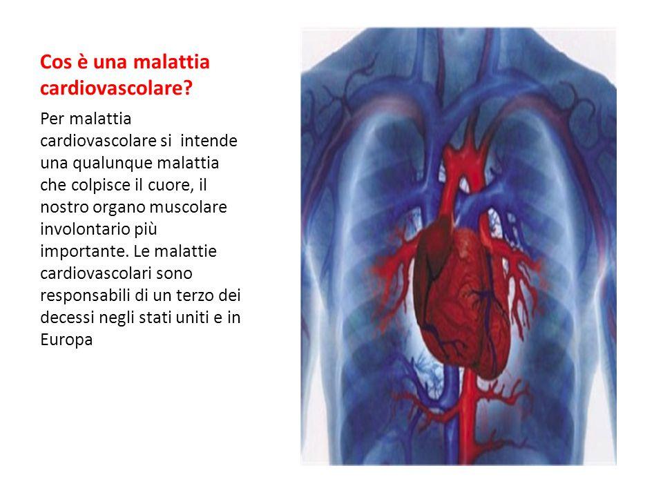 Cos è una malattia cardiovascolare