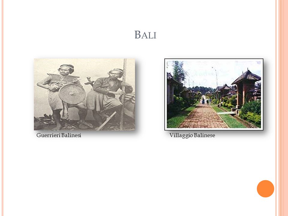Bali Guerrieri Balinesi Villaggio Balinese