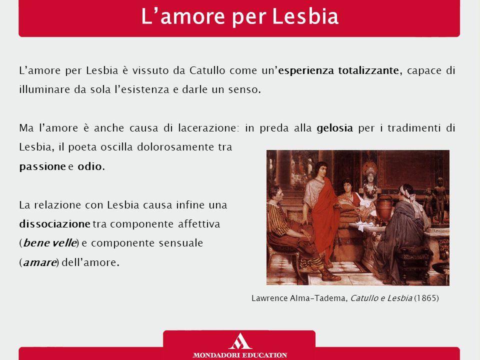 L'amore per Lesbia 13/01/13.