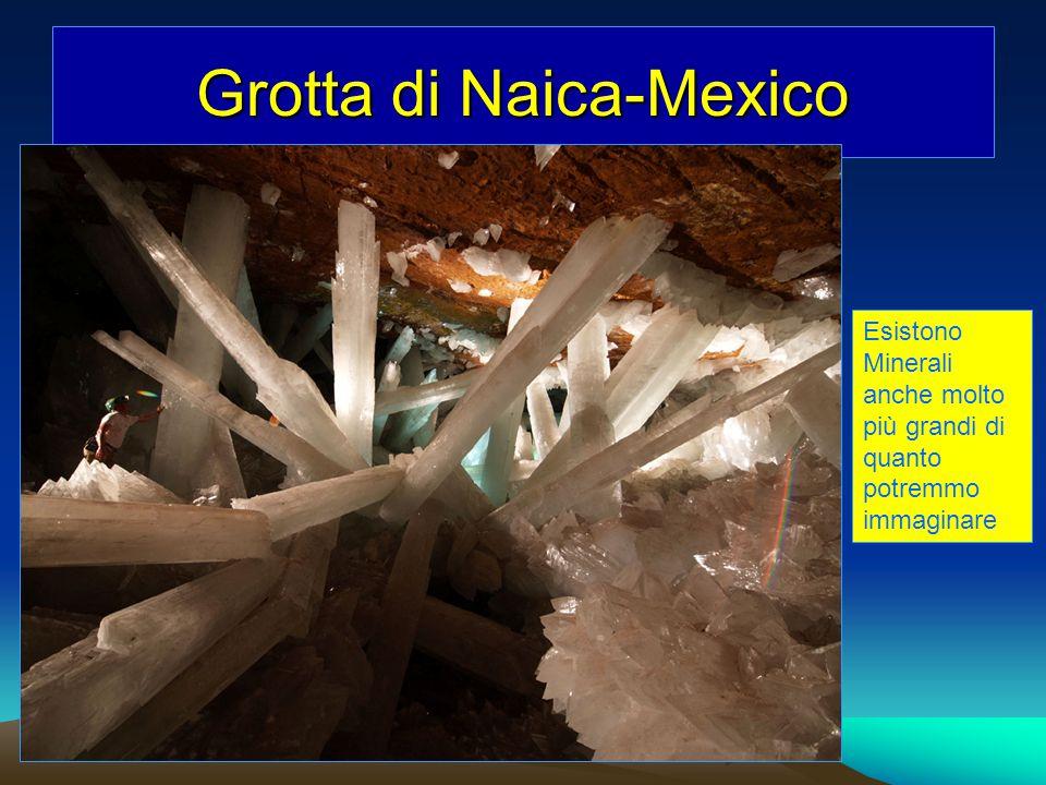 Grotta di Naica-Mexico