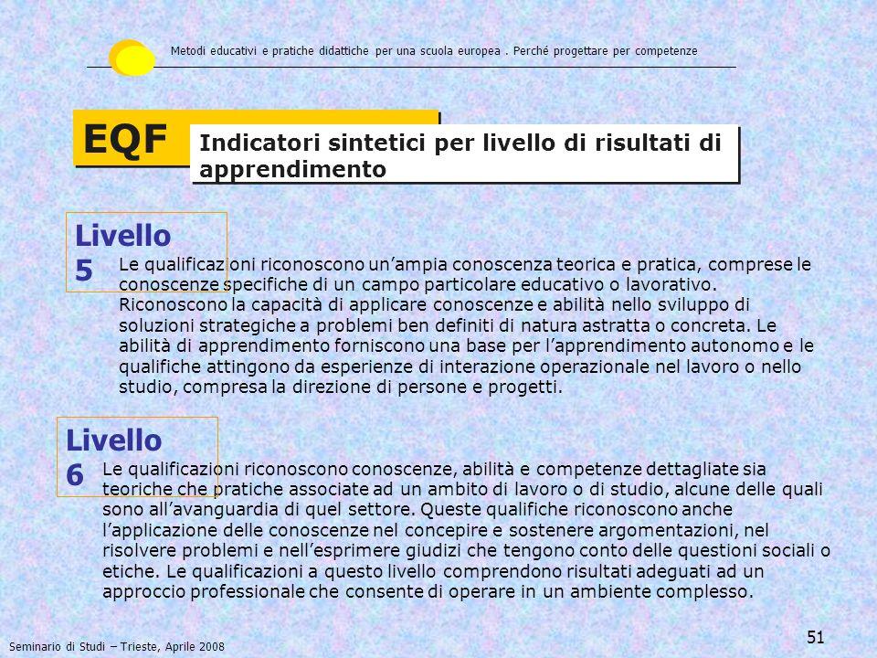 Metodi educativi e pratiche didattiche per una scuola europea