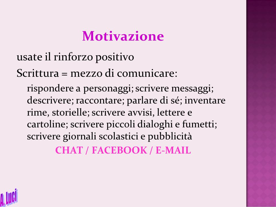 CHAT / FACEBOOK / E-MAIL