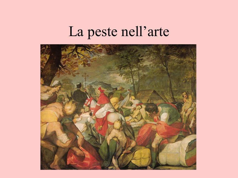 La peste nell'arte