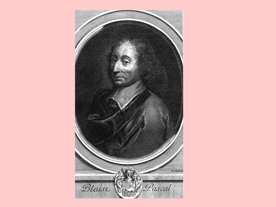 Ritratto di Blaise Pascal