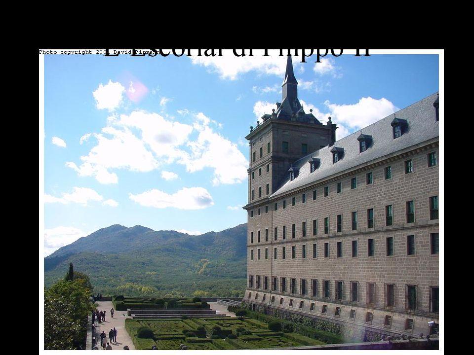 L'Escorial di Filippo II