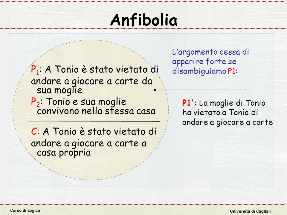Anfibolia P1: A Tonio è stato vietato di