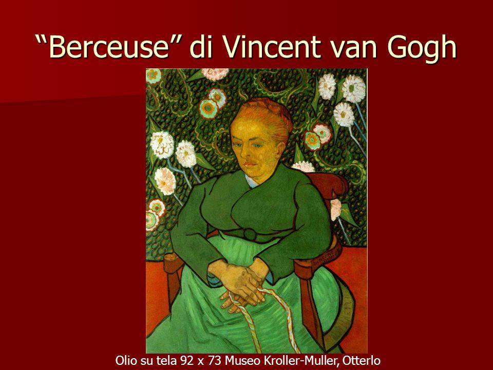 Berceuse di Vincent van Gogh