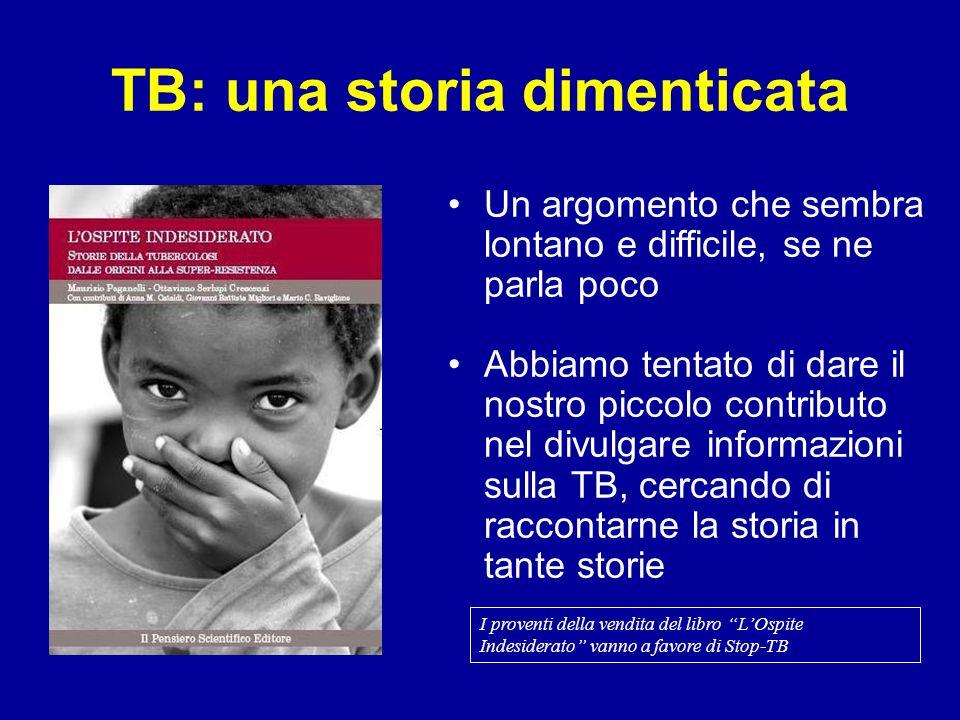 TB: una storia dimenticata