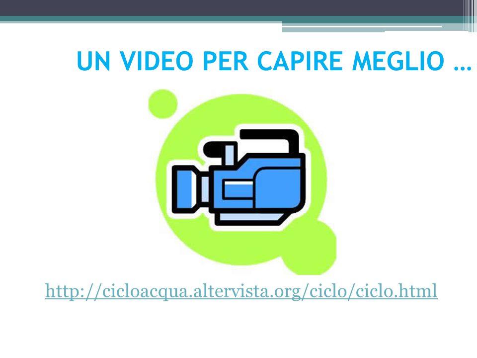 UN VIDEO PER CAPIRE MEGLIO …
