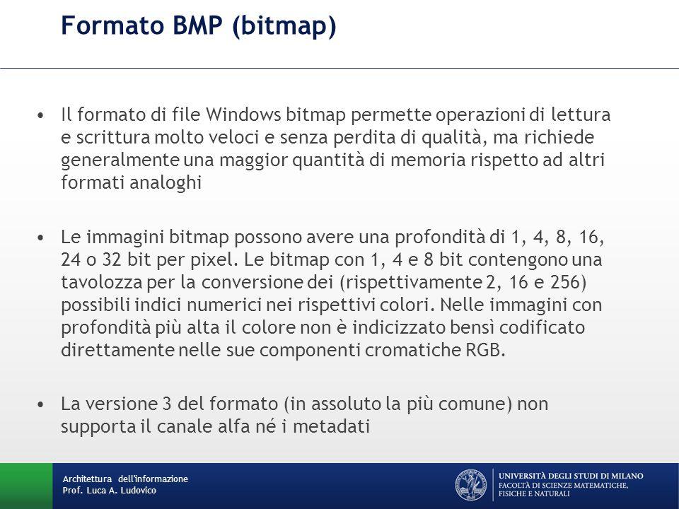 Formato BMP (bitmap)