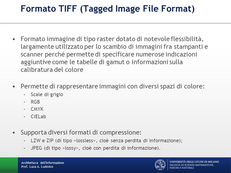 Formato TIFF (Tagged Image File Format)