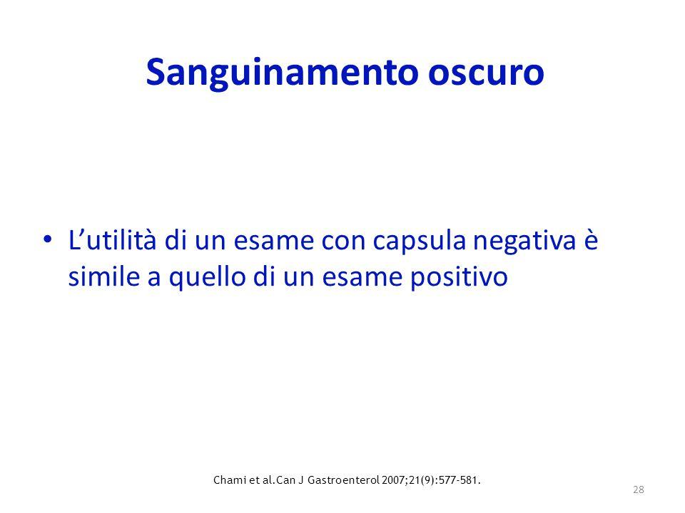 Chami et al.Can J Gastroenterol 2007;21(9):577-581.