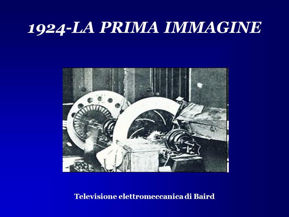 Televisione elettromeccanica di Baird
