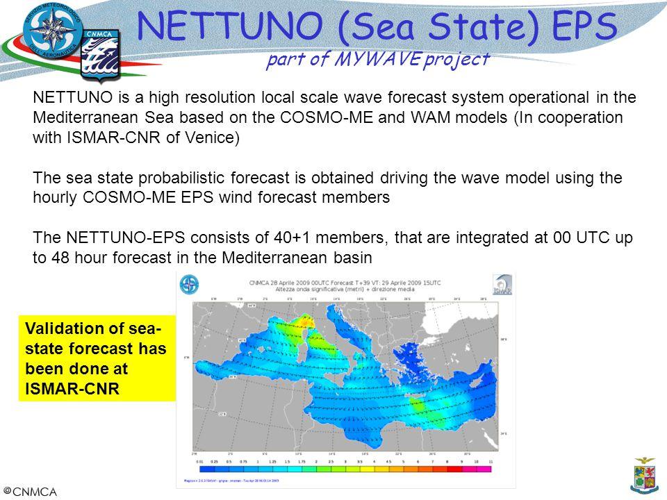 NETTUNO (Sea State) EPS